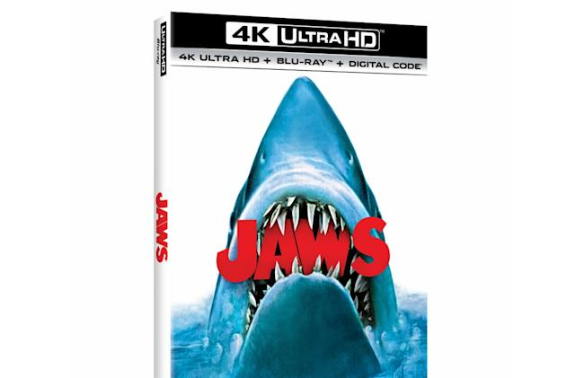 What's on TV this week: 'Jaws' 4K, Bruce Lee and 'The Outer Worlds'