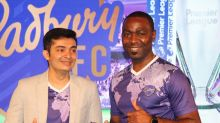Football legend Andy Cole visits Malaysia!