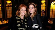 Princess Beatrice 'cried for days' after Fergie scandal