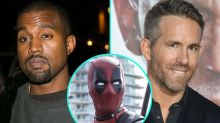 Ryan Reynolds Responds to Kanye West's Offer to Clear His Music for Next 'Deadpool' Movie