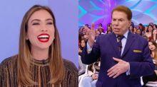 Silvio Santos reclama da filha: 'Patrícia não faz nada e ganha um belo salário'