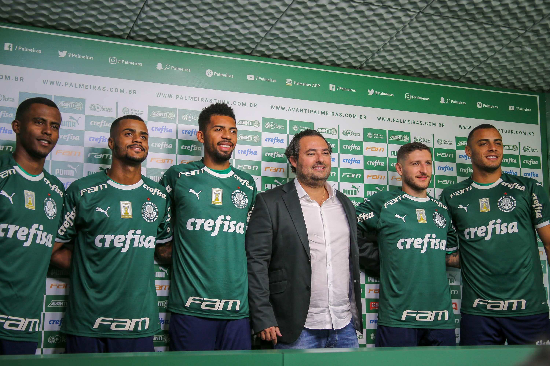 Por Que O Palmeiras Contratou Carlos Eduardo E Felipe Pires