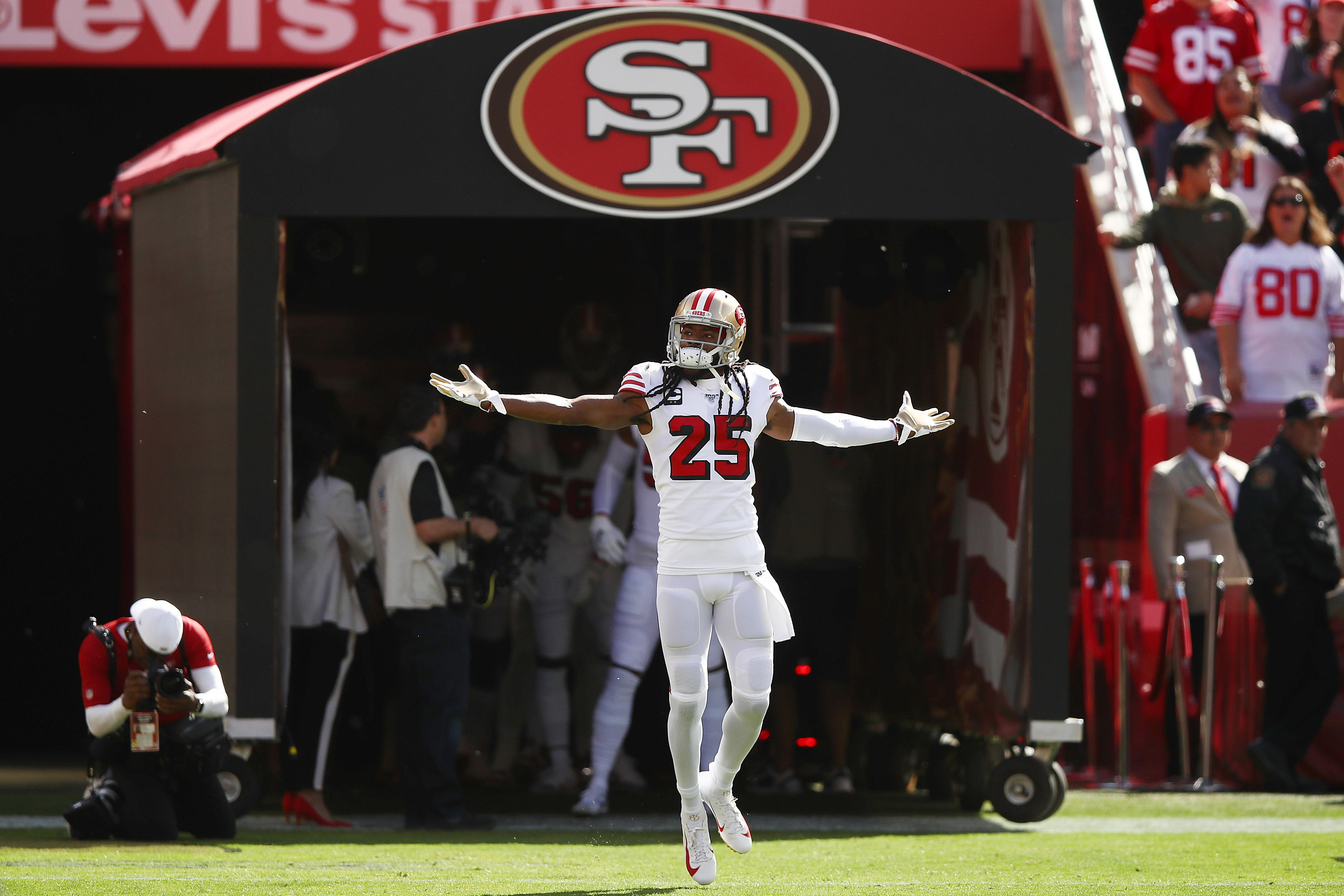 Enemy To Ally Richard Sherman Motivates Undefeated Niners