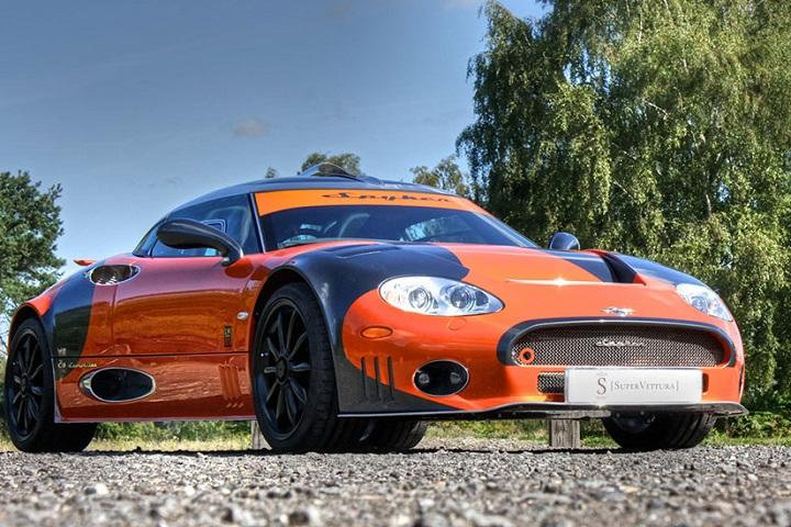 You Can Still Buy A New Spyker C8 Laviolette Lm85