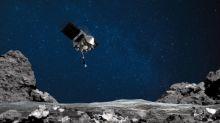 Una sonda della Nasa sull'asteroideBennu