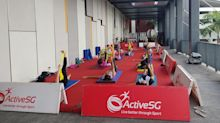 More than 230 community sports projects for GetActive! Singapore 2020