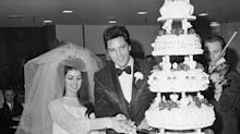40 Vintage Photos of Celebrities on Their Wedding Day