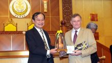 Perak govt shares ideas with UK foundation in bid to boost governance
