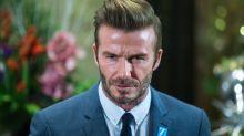 Support für David Beckham nach Kritik an Kussbild mit seiner Tochter