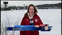 Coast Guard seeks out potential ice jams along Maine's rivers