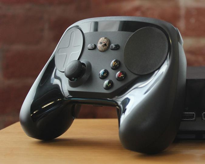 Steam Controller gives disabled player one-handed 'Skyrim' controls