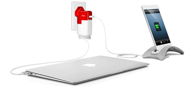 PlugBug World brings global travel to the MacBook / USB charger