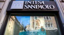 Intesa CEO Sees 'Zero Probability' of Increasing UBI Offer Price