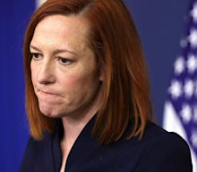 Psaki says 'it's not our role to assess or analyze the politics' of the Israel-Gaza violence