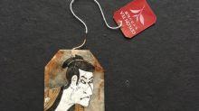 Transformó su adicción al té en un increíble proyecto artístico
