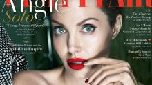 9 Things We Learned From Angelina Jolie's Revealing Vanity Fair Interview