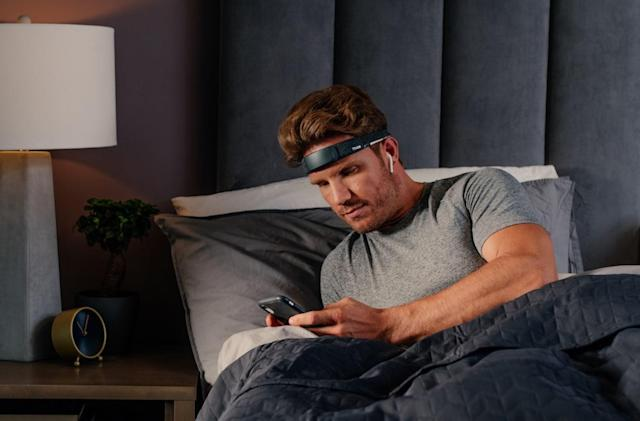 Muse's new meditation headband is designed to help you sleep