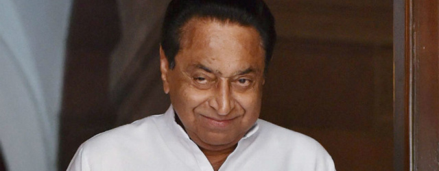 Kamal Nath Asks Lord Shiva to End Shivraj's Rule in MP, 'Nandi' Seeks Wisdom for Congress Leaders