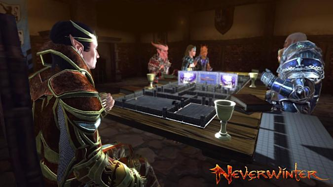 Neverwinter resurrects its April Fools' Day event next week