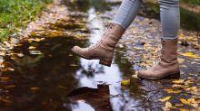 Wasserfeste Schuhe: So einfach geht's