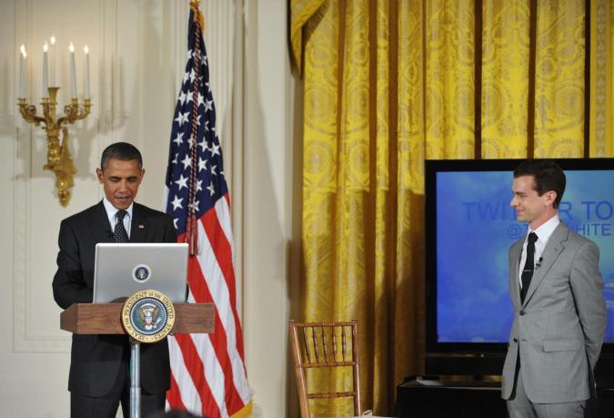 President Obama is the White House's First Social Media Ninja