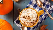 Get into the fall spirit with pumpkin spice everything