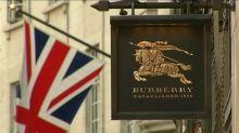 Burberry bags profit rise ahead of Tisci design era