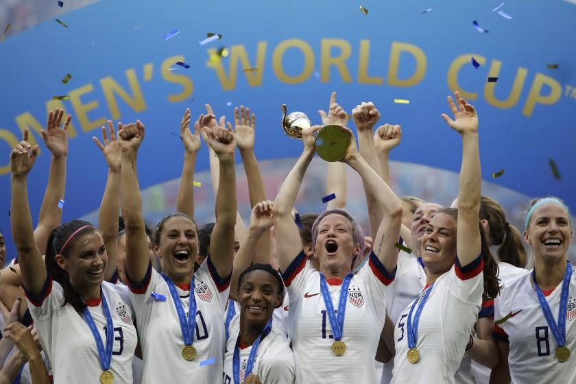 U.S. Soccer urges males's and ladies's groups to contemplate splitting FIFA earnings equally