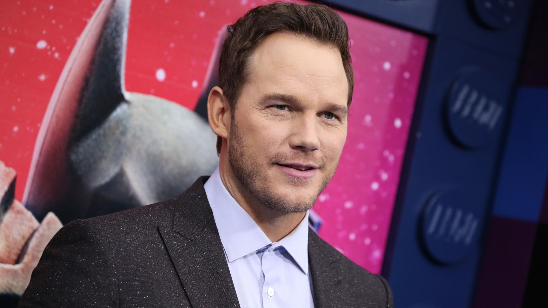 Chris Pratt Was Criticized for Snubbing Anna Faris & His Son in His Wedding  Instagram