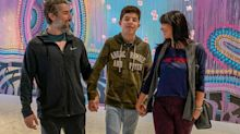 Marcos Mion dança Michael Jackson com filho e celebra: 'família autista'
