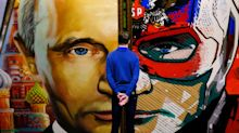 As Putin Announces 2018 Presidential Bid, 'SUPERPUTIN' Exhibition Opens In Moscow