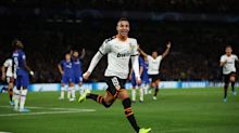 Chelsea 0-1 Valencia: Ross Barkley misses late penalty in shock defeat