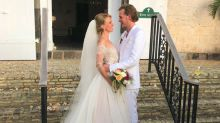 Barron Hilton Gets Married in St. Barts With His Famous Family by His Side: Pics