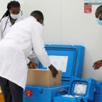 'Coronavirus can't kill me now'; Africans cheer rollout of COVAX vaccinations