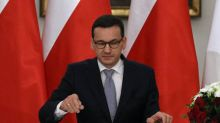Poland's new PM sees punishment from Brussels coming