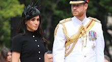 Meghan Markle Stepped Out in the Same Dress that Prince Harry's Ex-Girlfriend Wore a Month Ago