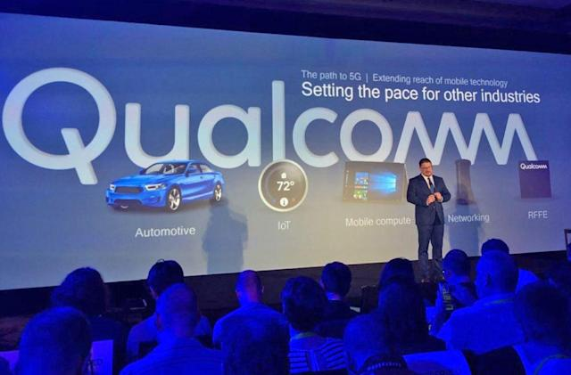 Qualcomm settles antitrust dispute with Taiwan regulators
