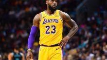 Basket - NBA - Lakers - LeBron James (Los Angeles Lakers): «C'est très perturbant»