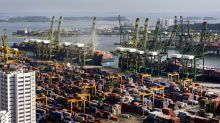 Singapore's Non-Oil Exports Slide the Most Since 2016