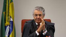 Decisão de Fux de mandar chefe do PCC para prisão 'é um horror' e 'adentra hipocrisia', diz Marco Aurélio