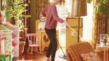 Couples Who SplitThe Housework Equally Have Better Sex Lives. FACT.