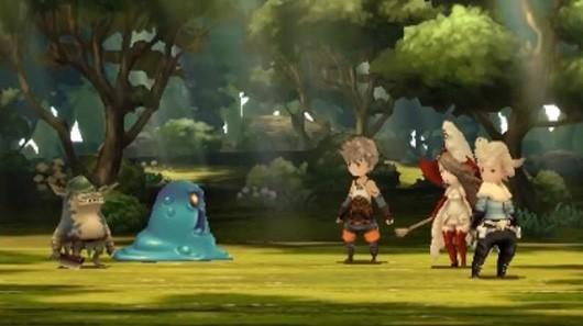 Bravely Default distils its story into a brief trailer