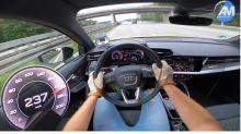 VIDÉO - L'Audi S3 fait sa démonstration de force