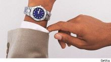 Is time running out for the wristwatch?