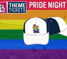 The Cardinals announced their first Pride Night and you know what happened next