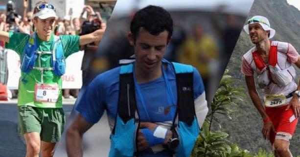 Kilian Jornet remporte la Hardrock 100 avec une épaule démise