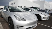 Elon Musk's brother Kimbal is personally delivering Tesla Model 3s