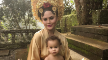 No One Vacations in Bali Quite Like Chrissy Teigen