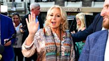 Roseanne Barr's daughter says she's been threatened over mum's comments