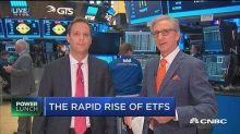 Blackrock iShare's head: Bond ETFs now worth $700 billion